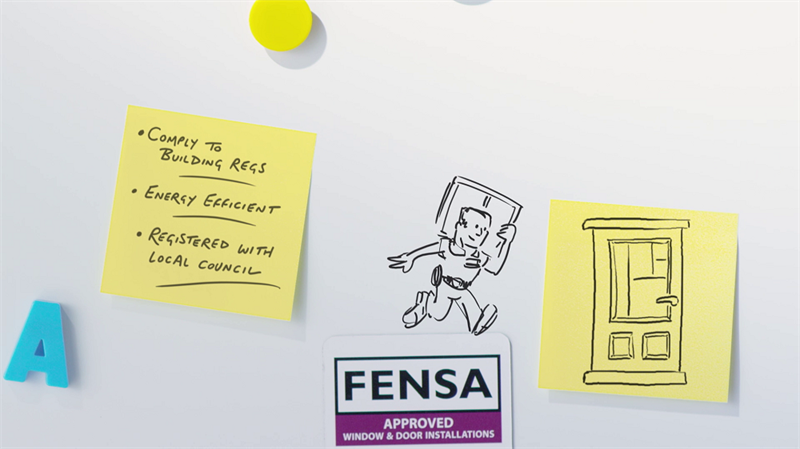 FENSA TV Advert