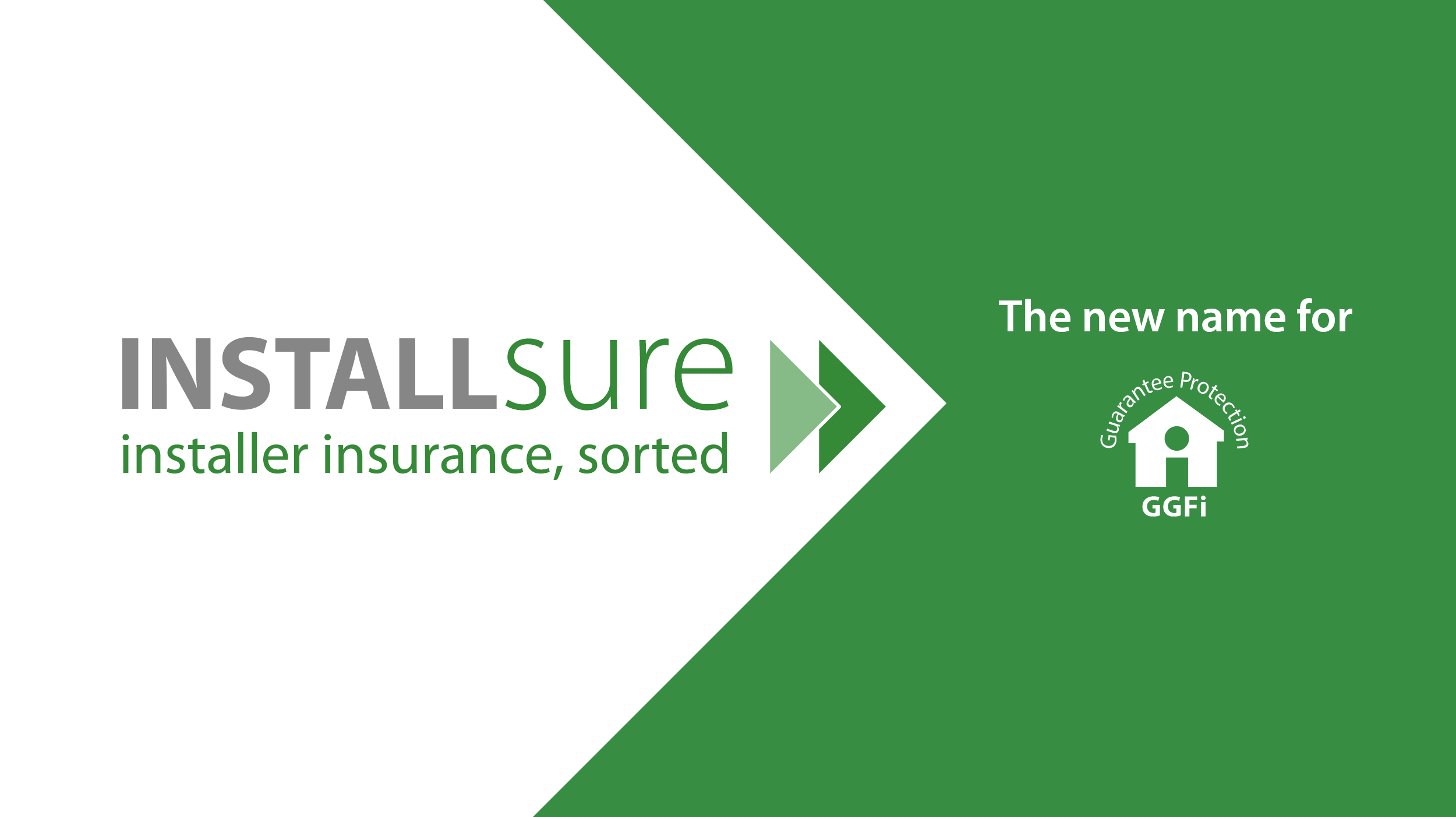 Installsure new name for GGFi
